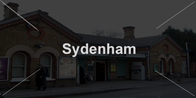 Taxis in Sydenham